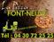 Logo Pizza Font-Neuve
