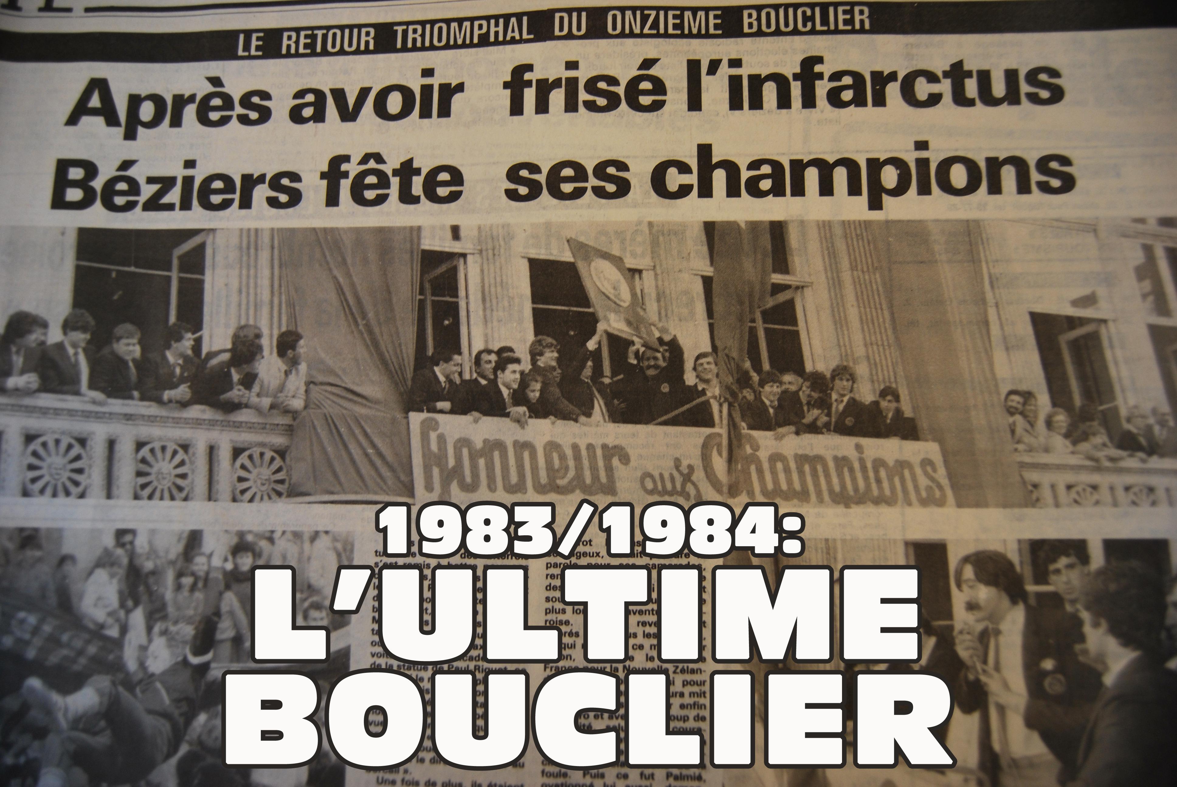 1984 l'ultime Brennus : Jour de sacre (3/5)