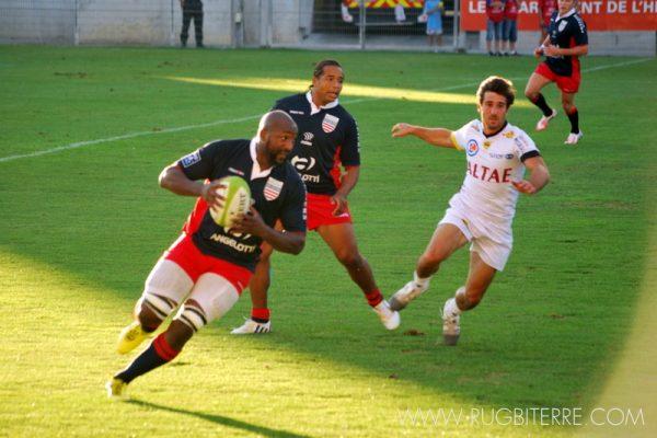 Lyon OU – ASBH : De la casse du côté de Béziers