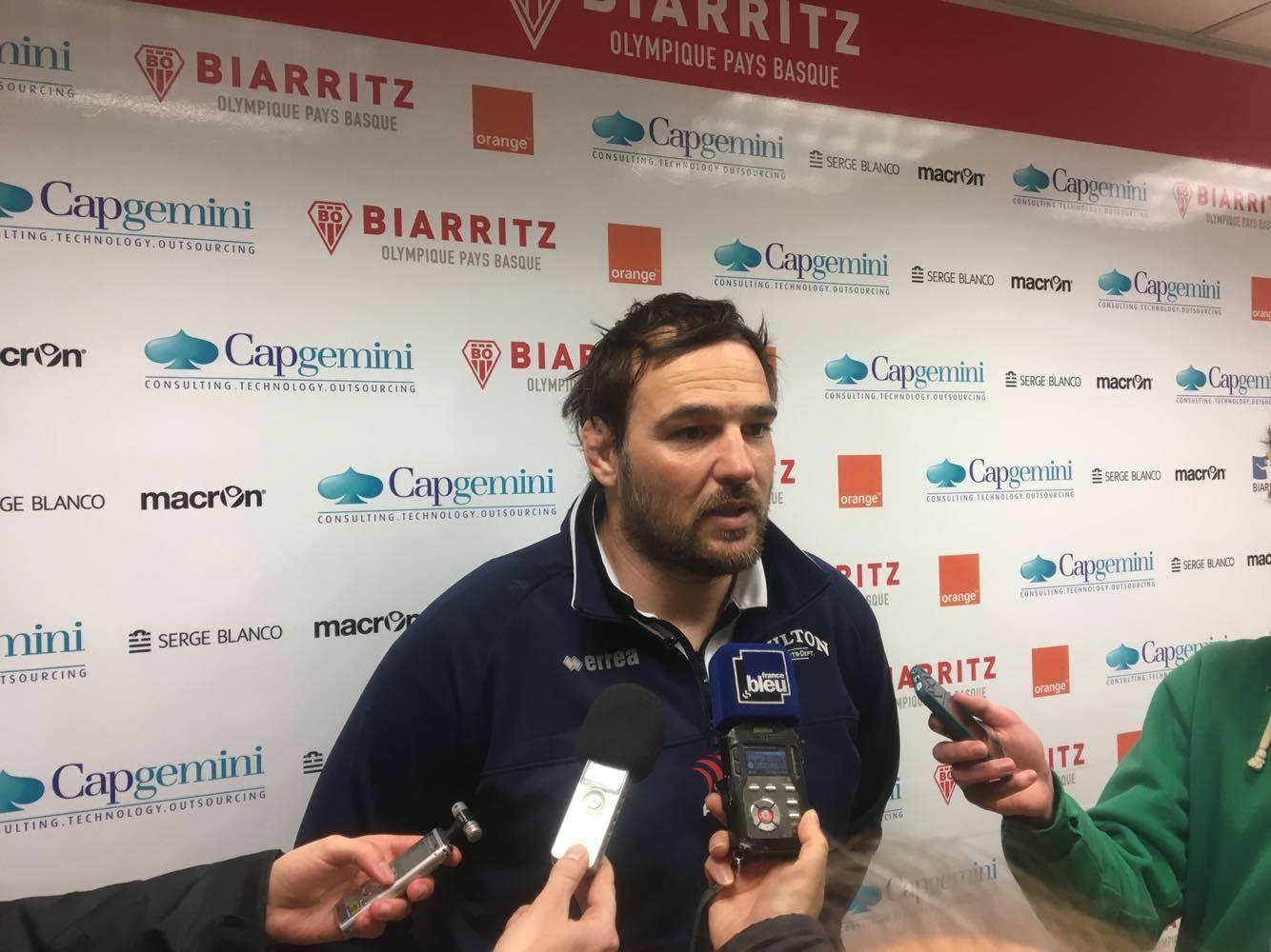 David Gérard : «Ce match nous rappelle la réalité : on n'est pas encore prêts»