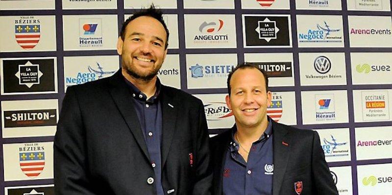 David Aucagne/David Gerard, entraîneurs de l'ASBH : «Fiers d'êtres biterrois»