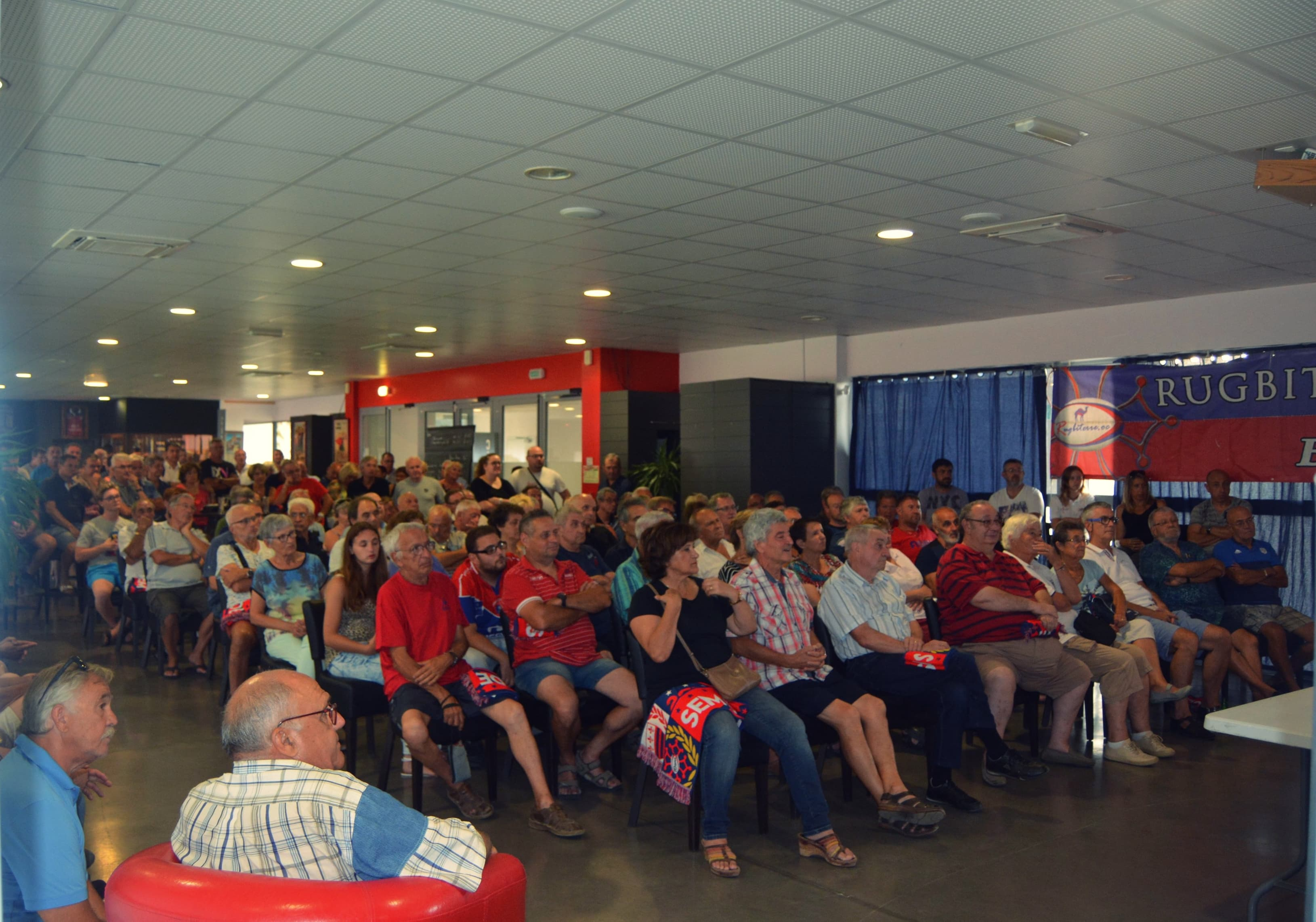 Record d'adhérents, projets, trophée Cantoni… retour sur l'Assemblée générale 2018