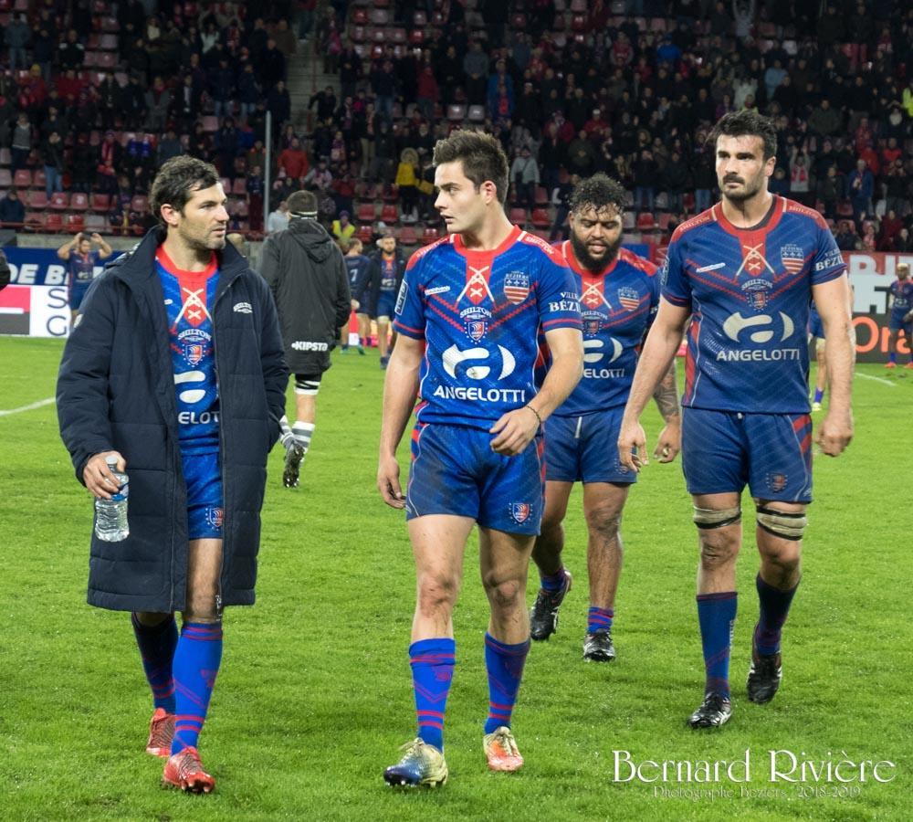 """Victor Dreuille après Biarritz – ASBH : """"On gagne le match sur 80 minutes"""""""