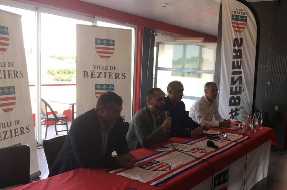 Conférence de Presse : trésorerie, bénéfice, partenariats, l'été tumultueux de l'ASBH